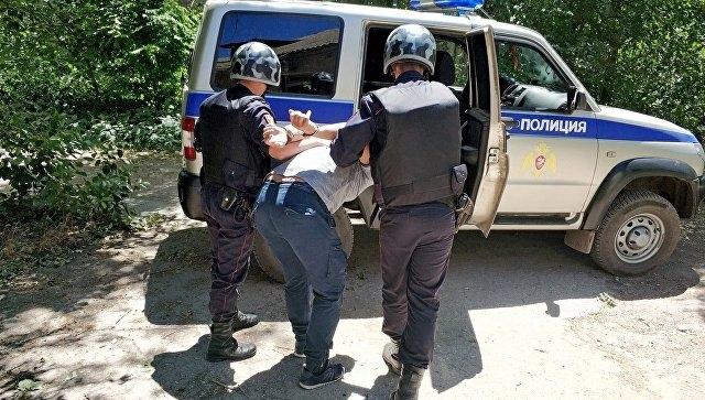 В Крыму пьяный водитель устроил «догонялки» с Росгвардией