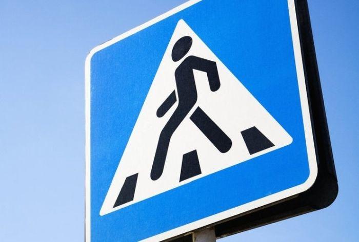 В России пешеходные переходы предлагают приподнять над землей