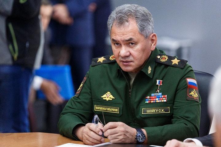 Сергей Шойгу сегодня проведет заседание коллегии Минобороны в Севастополе