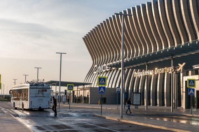 Новый терминал аэропорта Симферополь обслужил миллион пассажиров