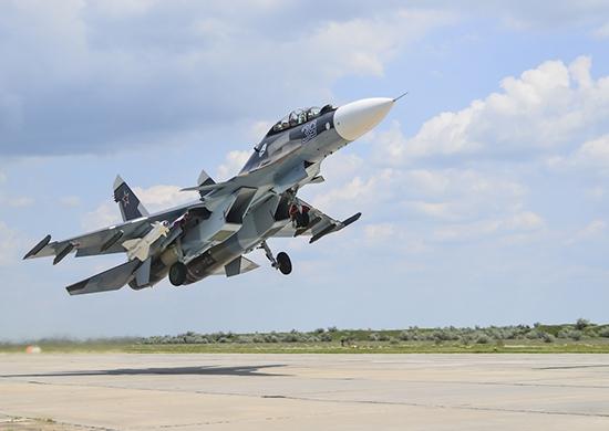 В Крыму и на Кубани начались масштабные учения авиации и ПВО