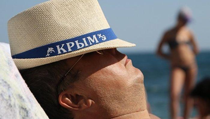 В Крыму увеличивается поток туристов из Украины