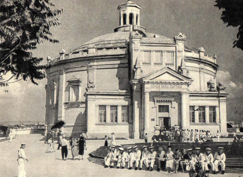 Странички истории: музей-панорама, посвященный первой обороне Севастополя