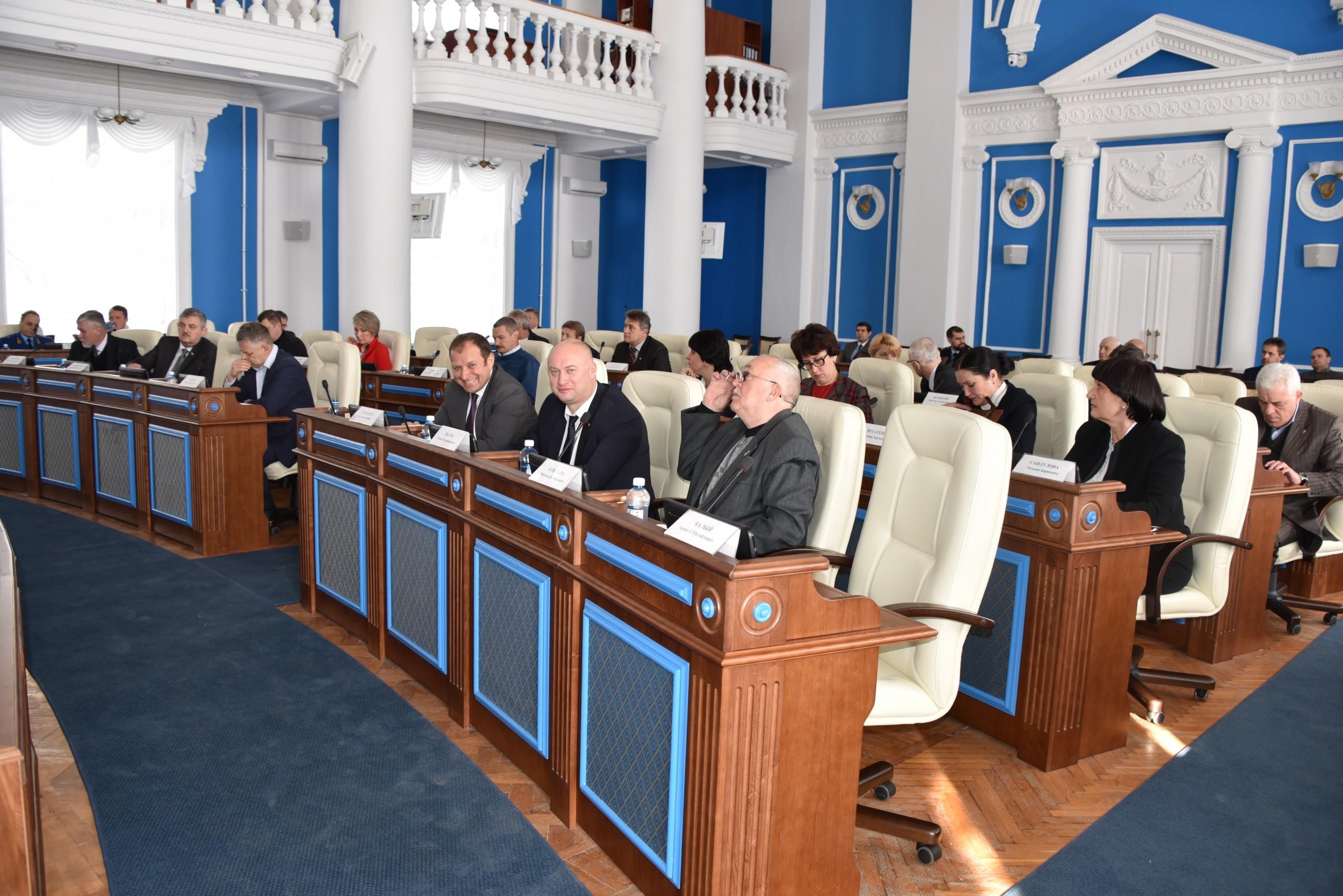 Сегодня на пленарном заседании депутаты рассмотрят кандидатуру прокурора Севастополя