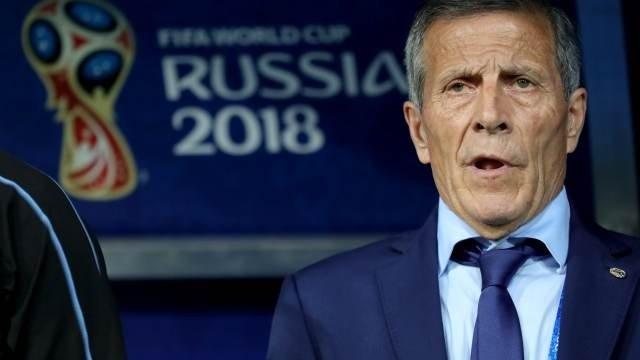 Тренер сборной Уругвая назвал ЧМ-2018 в России лучшим в истории