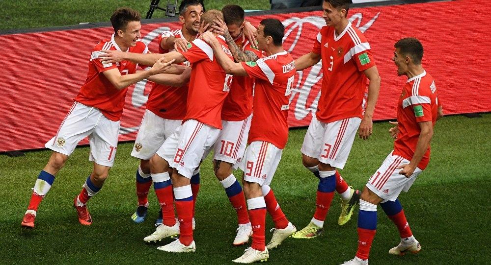 Немецкие СМИ обвинили сборную России в использовании аммиака в матче