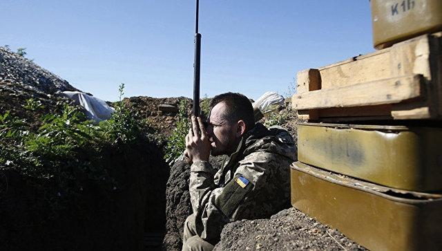 Украинские бойцы подорвали газораспределительную станцию на Донбассе — без газа остались тысячи людей