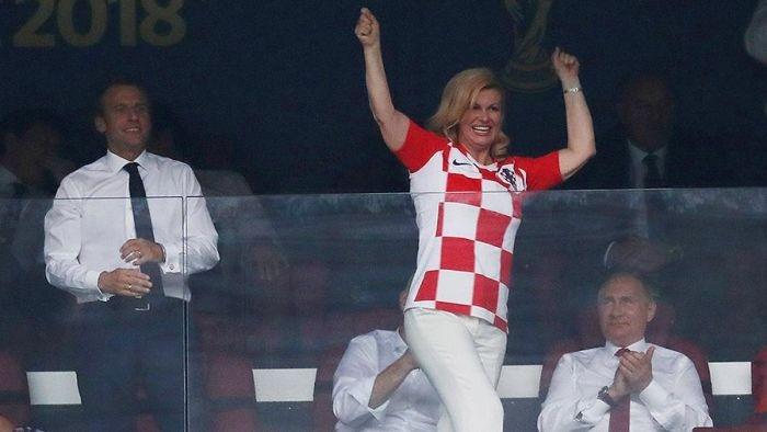 Президент Хорватии выступила против изоляции России
