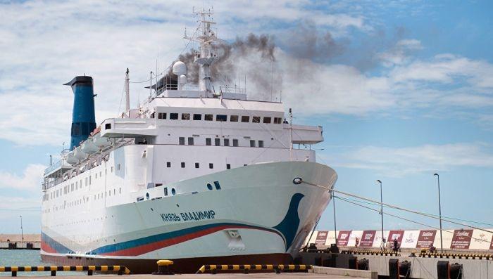 Стало известно, когда возобновят рейсы лайнера «Князь Владимир» по маршруту Сочи – Севастополь