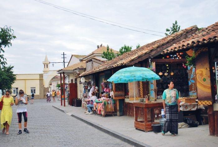 Блог путешественника по Крыму: прогулка по древним улочкам Евпатории