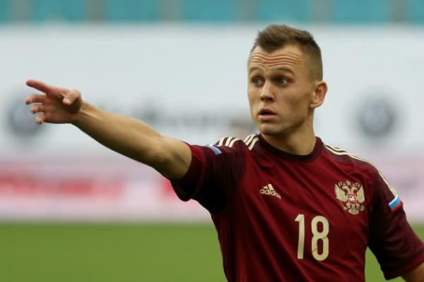 Черышев вошел в двадцатку лучших игроков ЧМ-2018