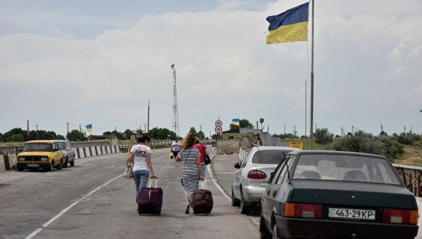 Украина обвинила Россию в «глушении» радио на границе с Крымом