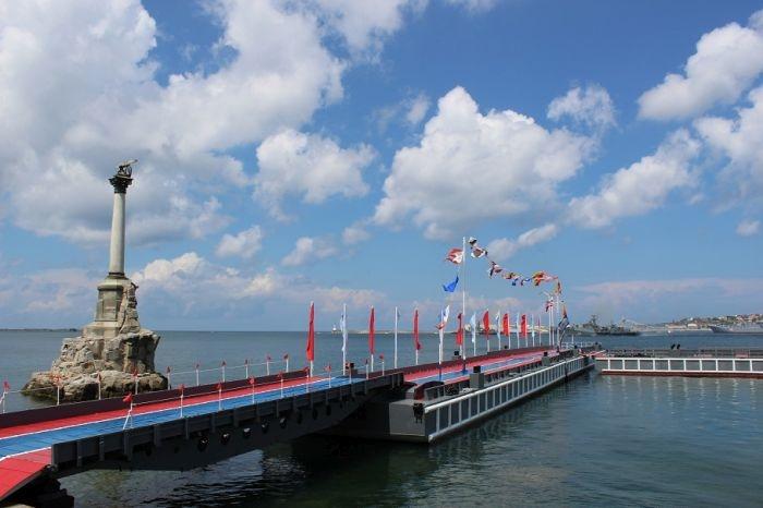 Севастопольский телеканал покажет празднование Дня ВМФ в прямом эфире