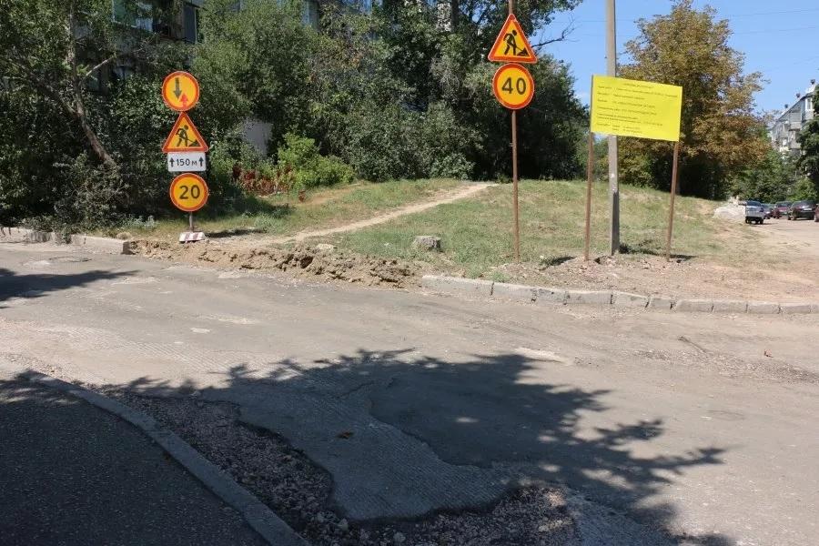 В Севастополе две улицы отремонтируют за 7 млн рублей