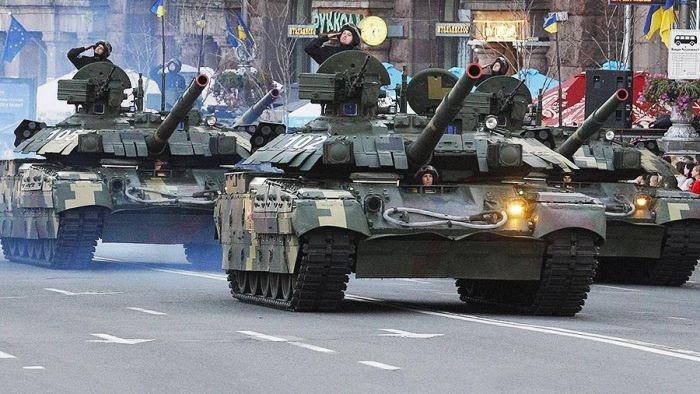 В Раде пообещали «землетрясение в Кремле» из-за украинского военного парада