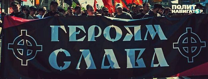 Порошенко вводит националистические лозунги в украинской армии