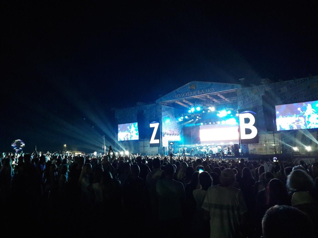 В Балаклаве прошёл музыкальный фестиваль в виноградниках #ZBFest