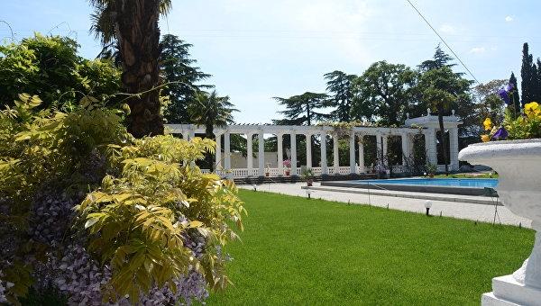 В Никитском ботаническом саду появятся «огненные цветы»