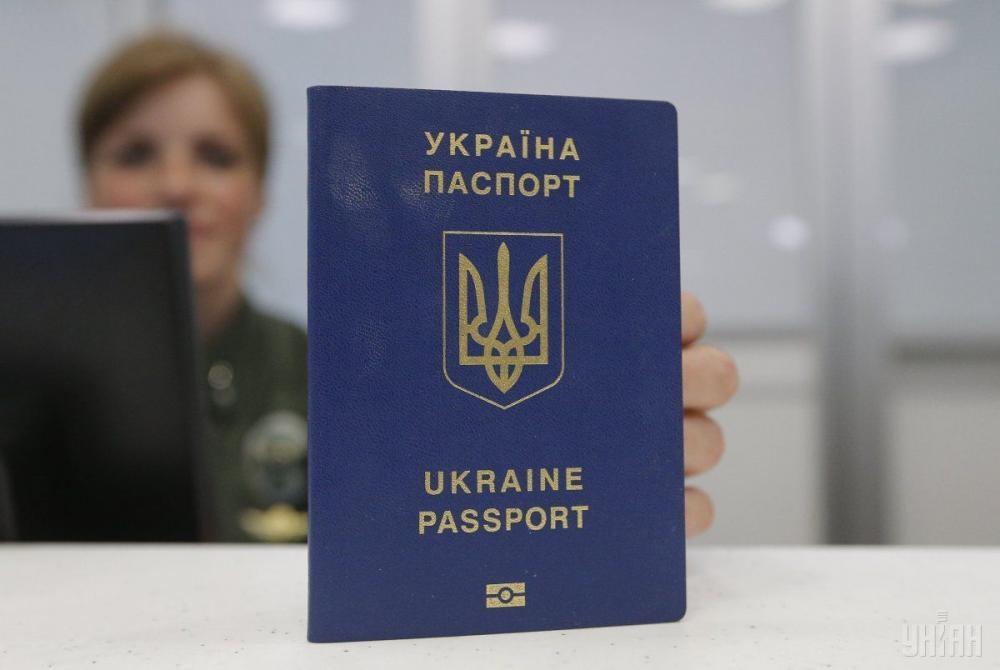 Украинка пыталась выехать из Крыма по «липовому» паспорту за две тысячи долларов