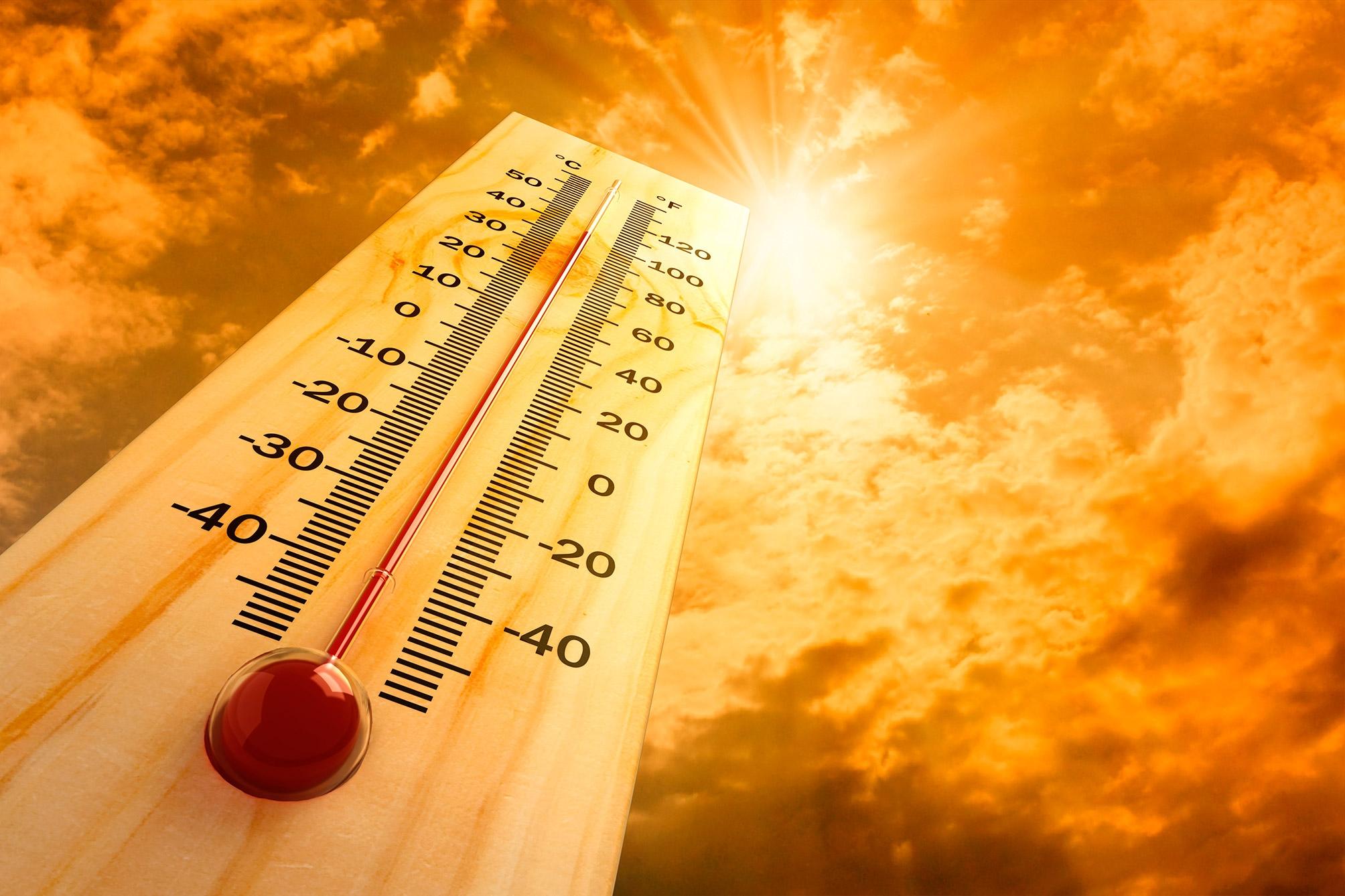 Экстренное предупреждение: в Крым идет аномальная жара, ожидается чрезвычайная пожарная опасность