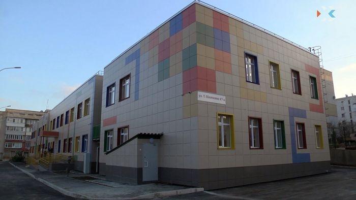 В Севастополе построили три новых детских сада
