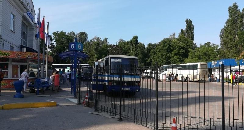На севастопольском автовокзале больше нельзя купить билет с пересадкой в другом городе