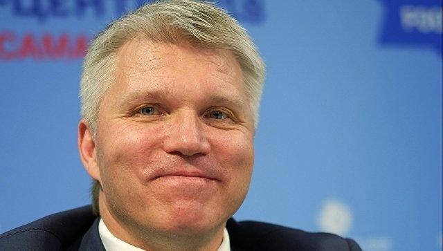 Министр спорта России попал в базу «Миротворца» за посещение Крыма
