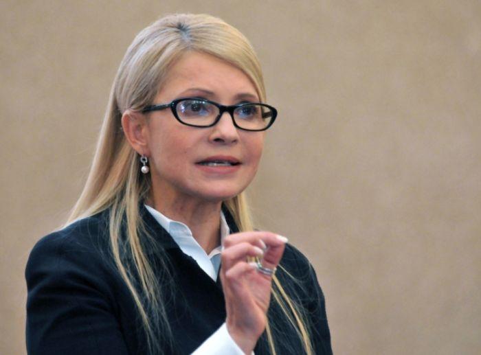 Тимошенко сравнила украинцев с рабами Древнего Египта