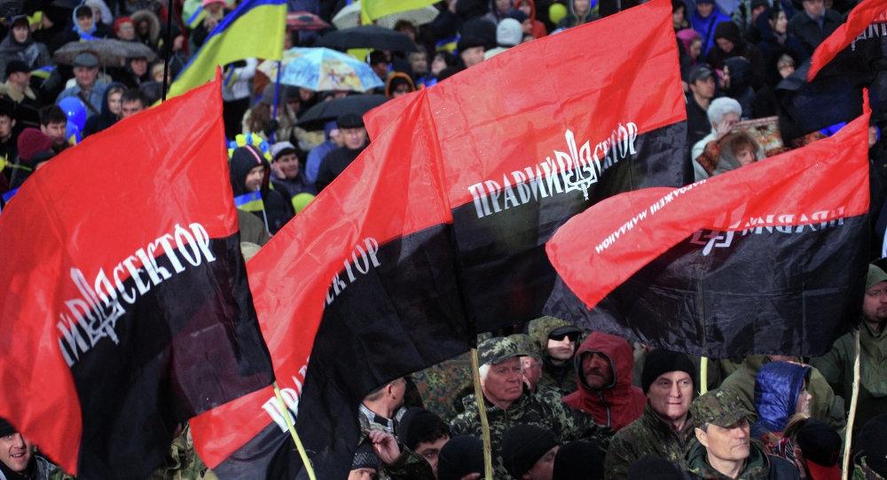 «Правый сектор» «приговорил» к смерти 50 человек за осуждённого в Крыму украинца