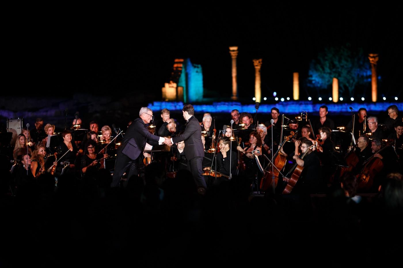 Овсянников восхищен «Оперой в Херсонесе»