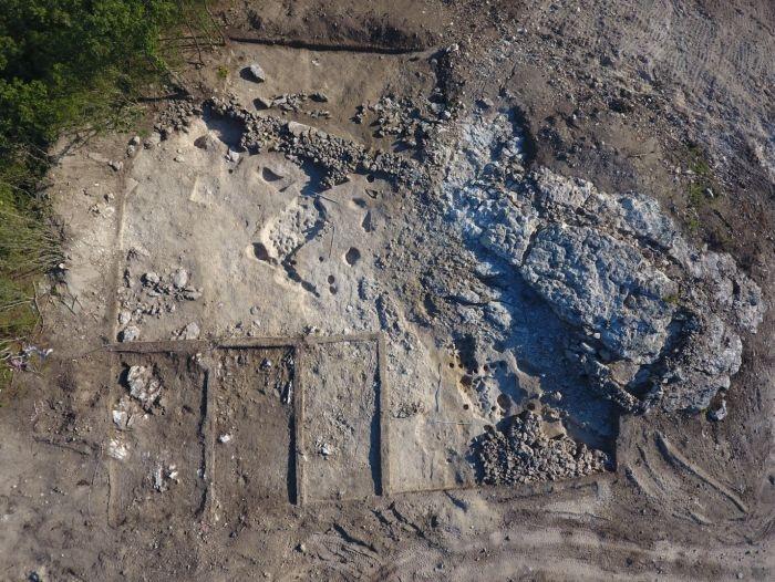 Археологи исследовали позднескифскую крепость, обнаруженную в зоне строительства трассы «Таврида» под Севастополем