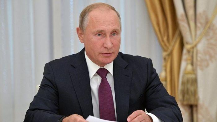 Стало известно время сегодняшнего выступления Путина по пенсионным изменениям