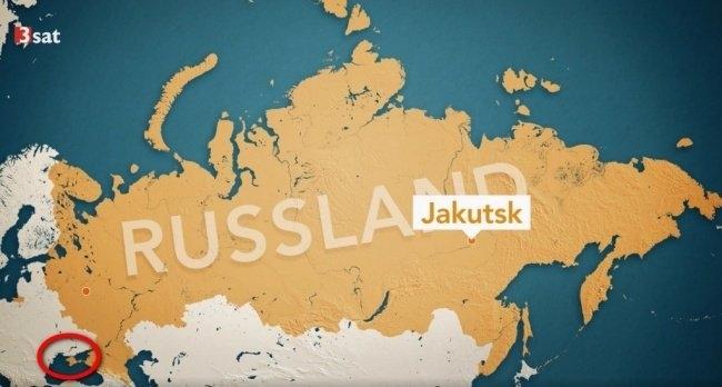 Европейский телеканал «признал» Крым территорией России
