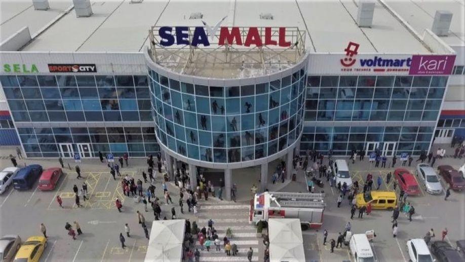 ТЦ SeaMall возобновляет работу в субботу