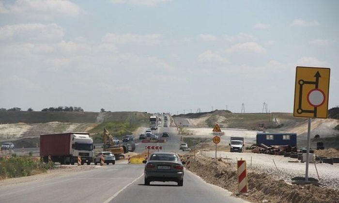 Глава Крыма не видит рисков срыва сроков строительства трассы «Таврида»