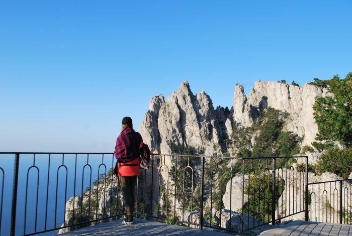 Блог путешественника по Крыму: плато Ай-Петри