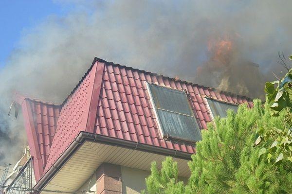 На Северной стороне горел трёхэтажный дом – эвакуировали 22 человека