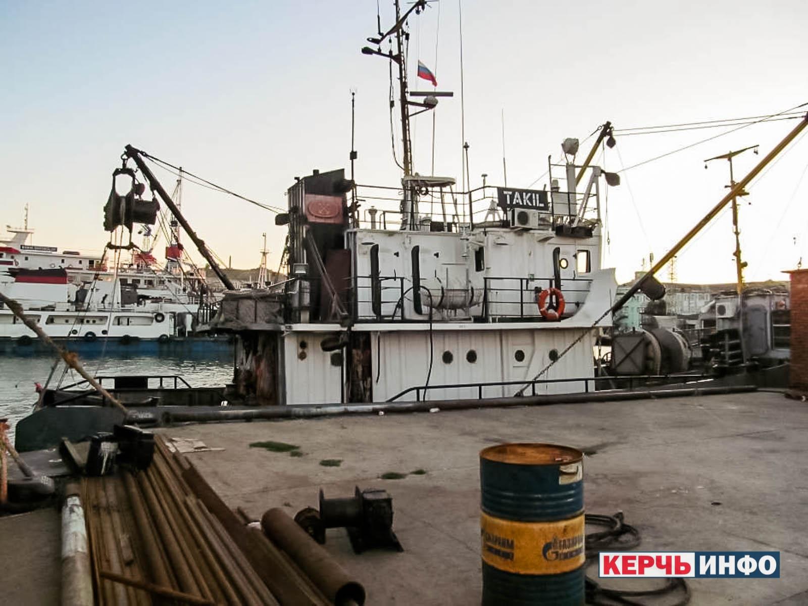 Упал за борт: в Азовском море недалеко от украинского берега пропал крымский рыбак
