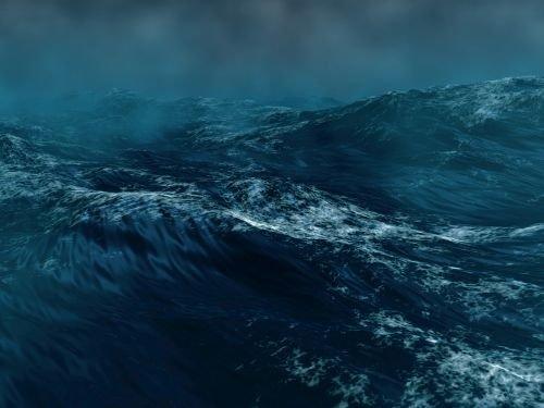 Экипаж буксира «Шквал» найден, но снять людей с плота невозможно из-за погодных условий