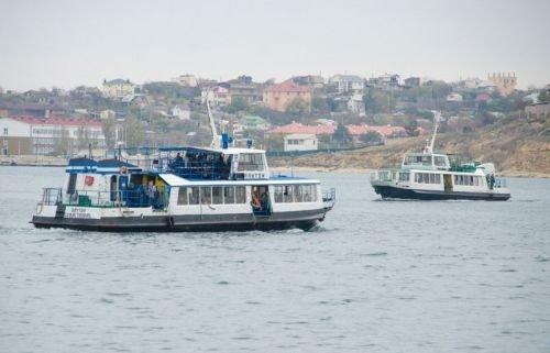 Непогода в Севастополе: паромы не ходят, но рейд пока открыт
