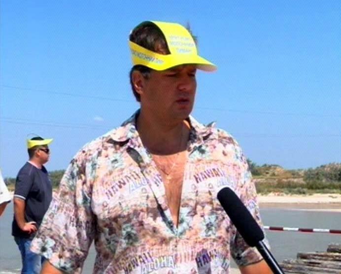 Депутат Верховной Рады похвастался поездками в Крым под украинским флагом