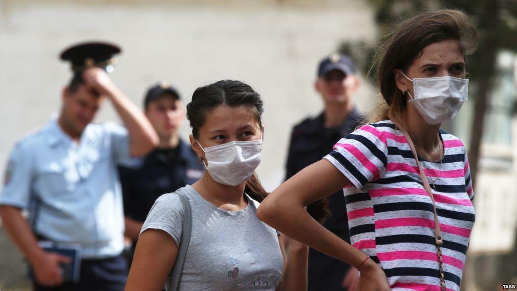 В Армянске отменяют режим ЧС и возвращают детей домой