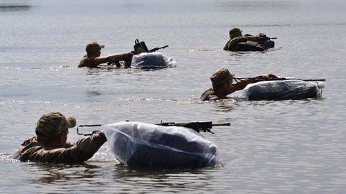 Украина добавит спецназ к пограничникам на Черном и Азовском морях