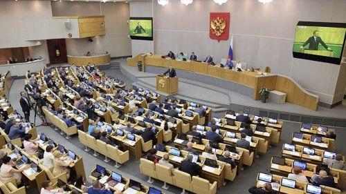 Госдума приняла закон о повышении пенсионного возраста