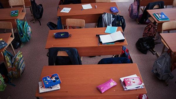 В Херсонской области приостановили учебный процесс из-за выбросов в Армянске