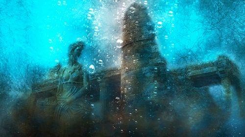 Исследователи выяснили, где может находиться исчезнувшая Атлантида