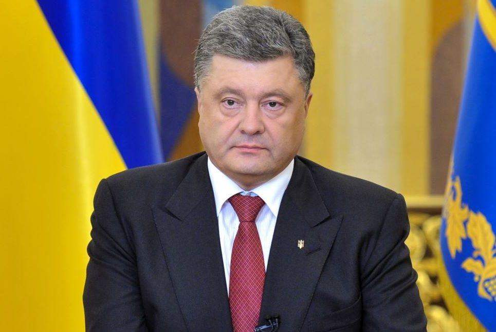Порошенко заявил, что Украина «переиграла» Россию