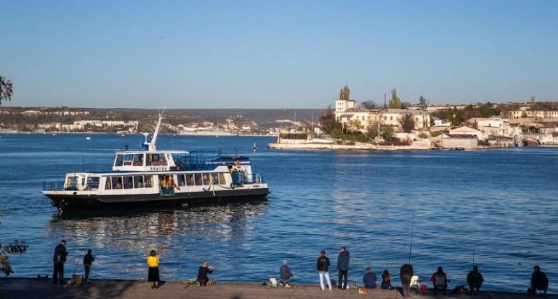 В Севастополе частично прекращают катерное сообщение