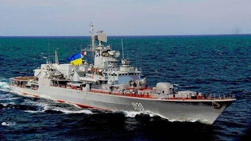 На Украине раскрыли главную цель создания базы ВМС в Азовском море