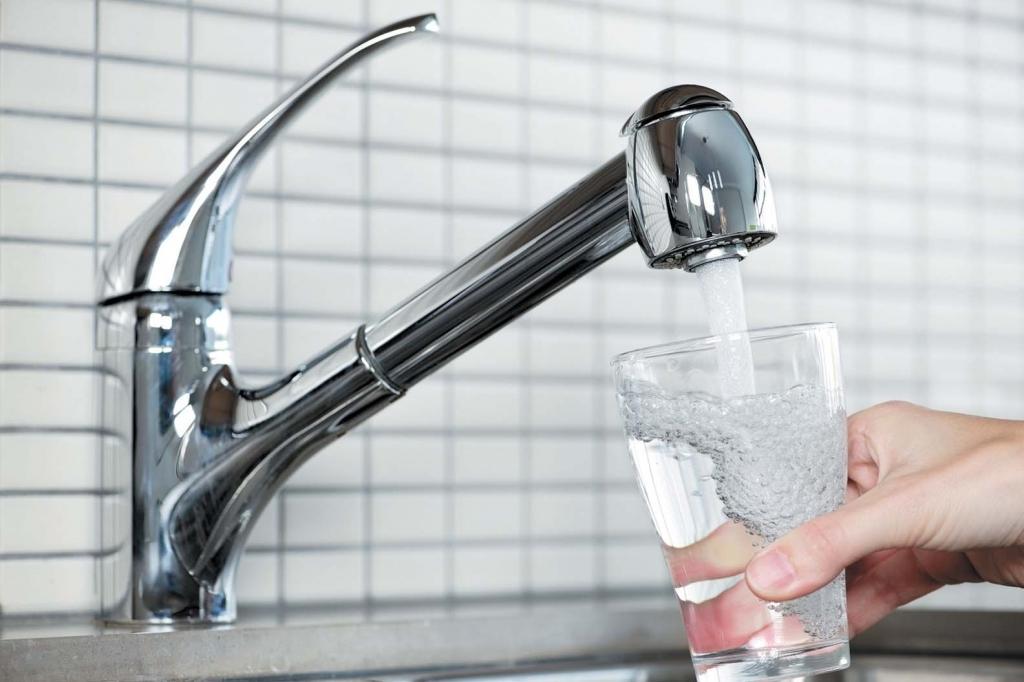 Где в Севастополе сегодня не будет воды — адреса
